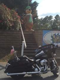 Yogi Bear Statue in Luray, VA